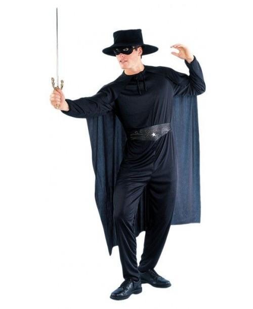 Disfraz de El Justiciero
