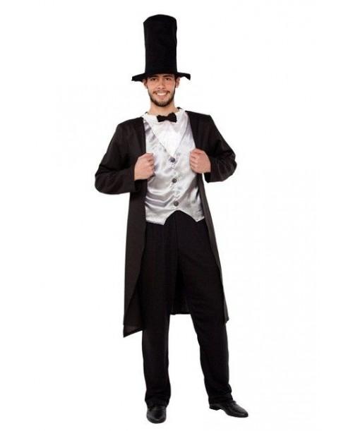 Disfraz de Lincoln