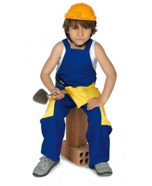 Disfraz de Obrero Infantil