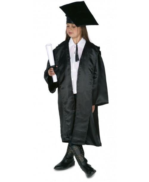 Disfraz de Graduada Infantil