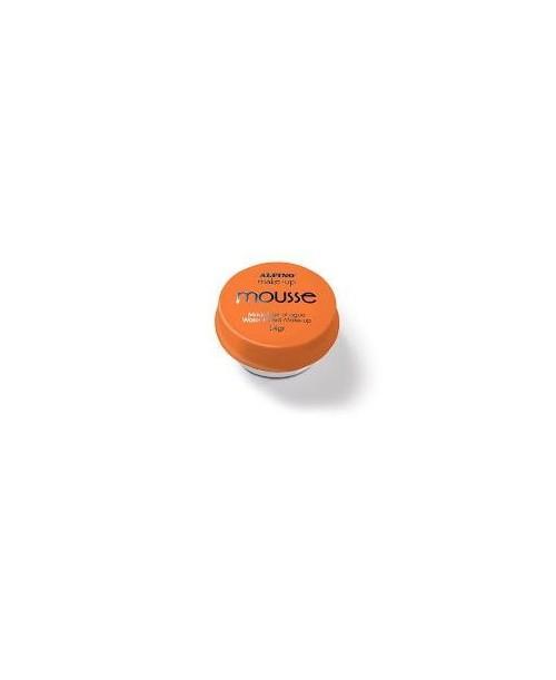 Maquillaje Mousse Naranja