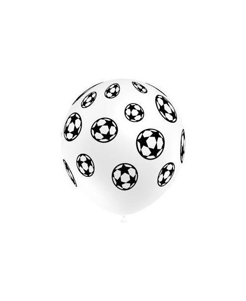 Globo Futbol Blanco