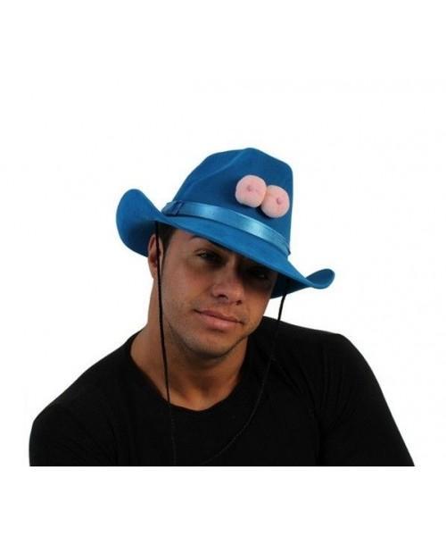Sombrero Tejano con Tetas