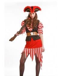 Disfraz Pirata de Mujer