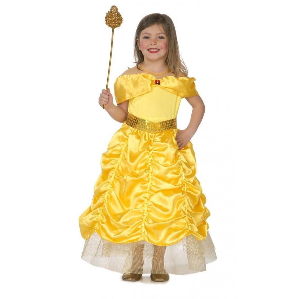 Disfraz de princesa para ni as disfraces infantiles - Disfraces de gatitas para nina ...