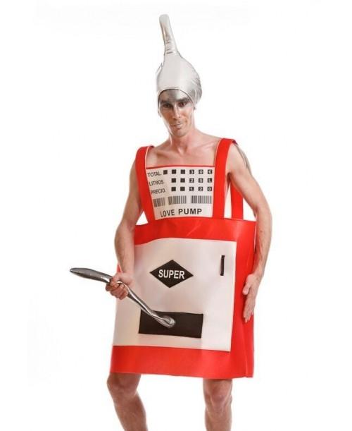 Disfraz de Gasolinera para Adultos