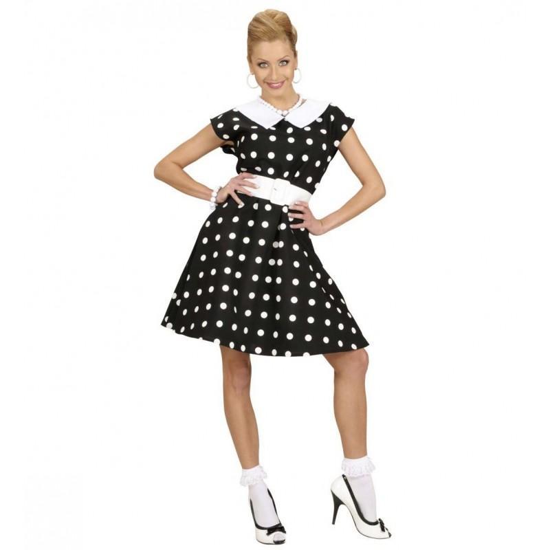 Disfraz de Mujer de los Años 50