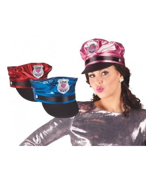 Gorra Love Police