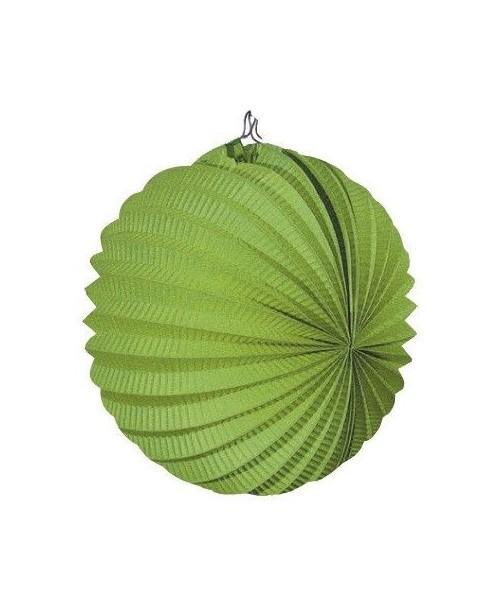 Farol Esferico Verde