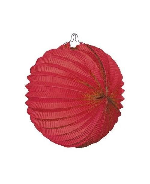 Farol Esférico Rojo