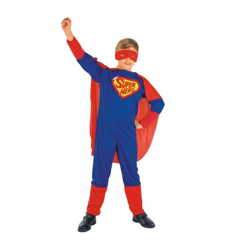 Disfraz de Superheroe Infantil