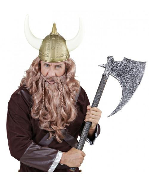 Casco Vikingo con Punzón