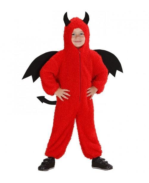 Disfraz de Diablillo Fuzzy