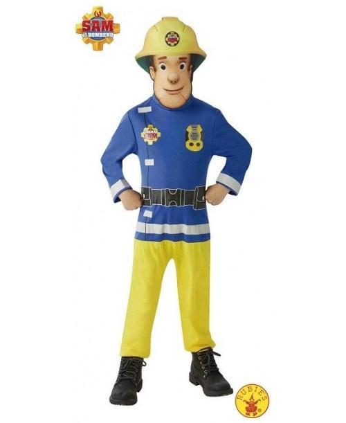 Disfraz de Sam el Bombero Classic