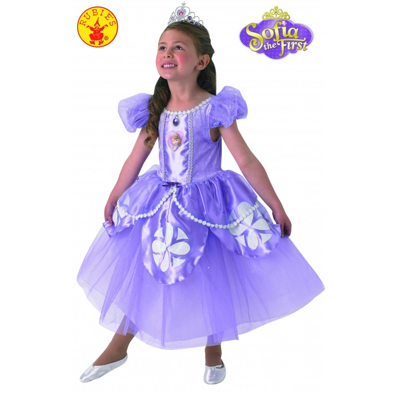 Disfraz de Princesa Sofia Premium