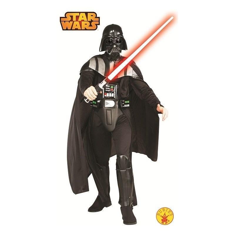 Disfraz de Darth Vader Deluxe de Star Wars Adulto