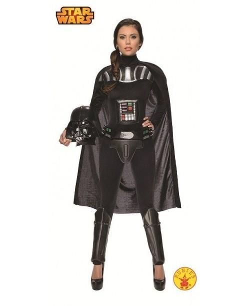 Disfraz de Darth Vader Girl para Mujer