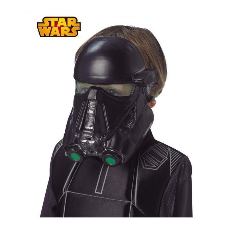 Máscara Death Tropper Infantil