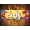 """Bandera """"Aloha"""" Hawaiana"""