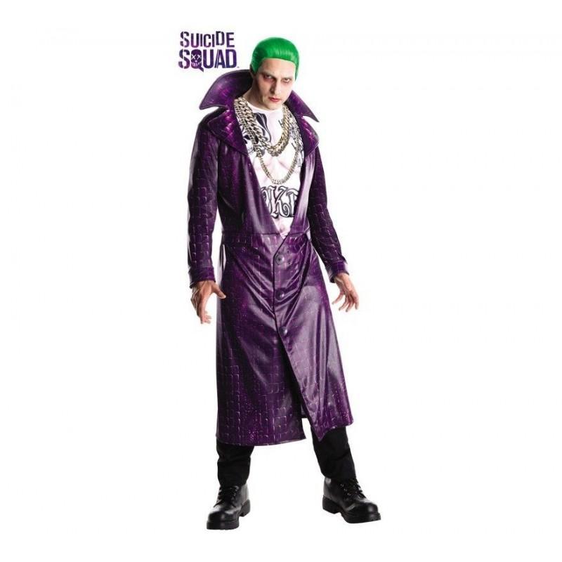 Disfraz de Joker Deluxe Adulto