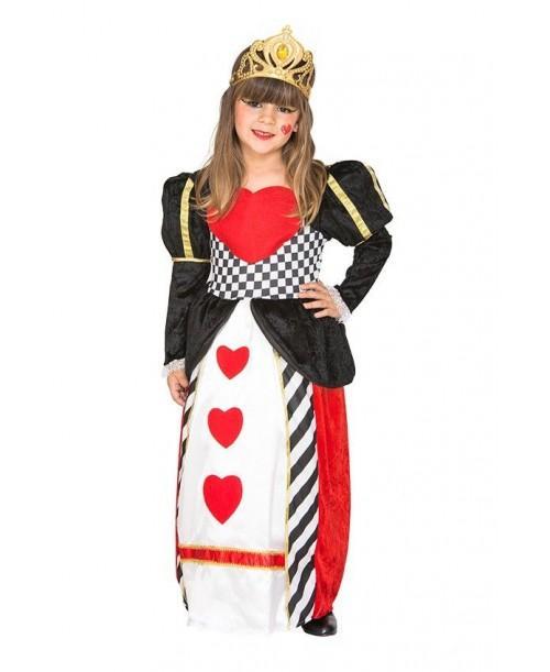 Disfraz Reina de corazones