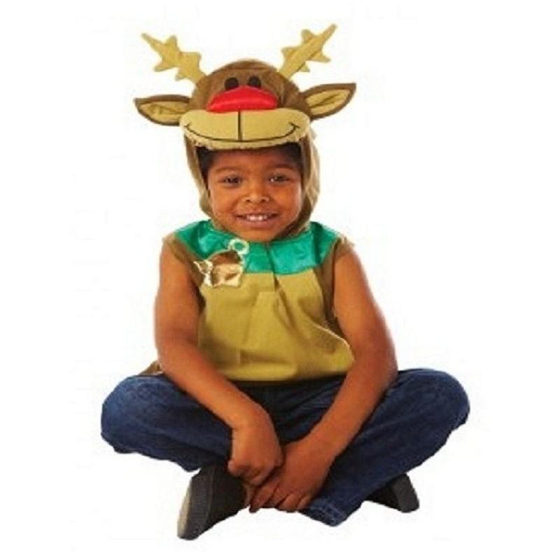 Disfraz de Reno Rudolph para Niños