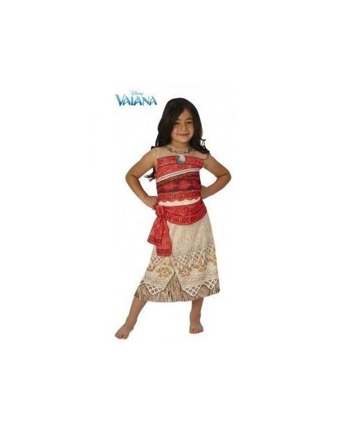Disfraz de Vaiana Classic Infantil