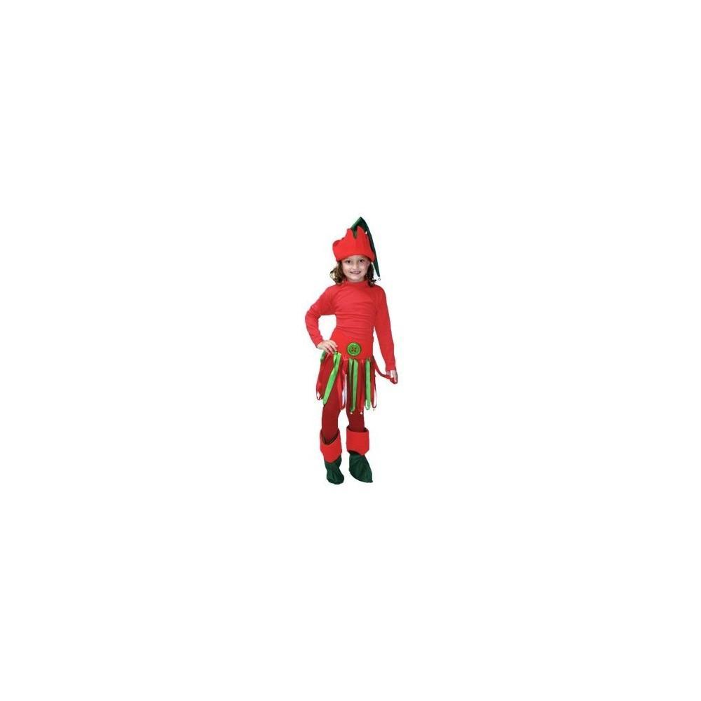 Disfraz duende de navidad para ni os disfraces online - Disfraces para navidad ninos ...