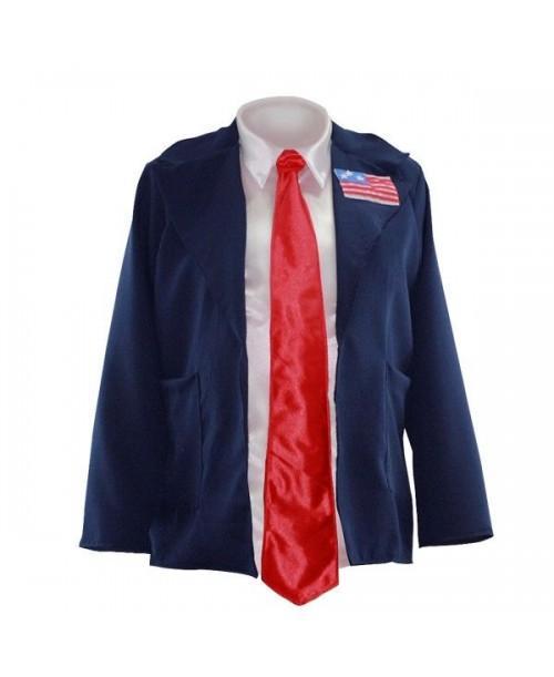 Disfraz de Trump Adulto