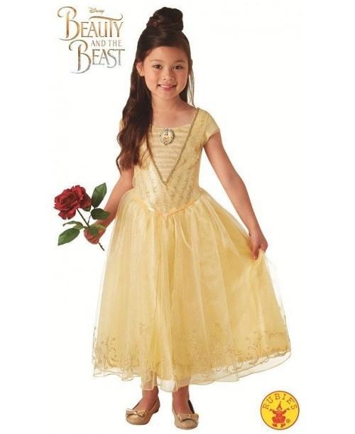 Disfraz de Bella Deluxe Infantil