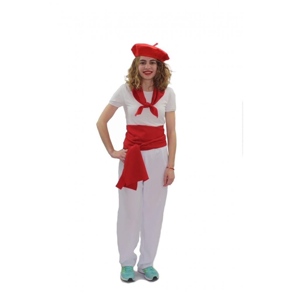 Disfraz de san fermin unisex casa del disfraz - Disfraces navidenos originales ...