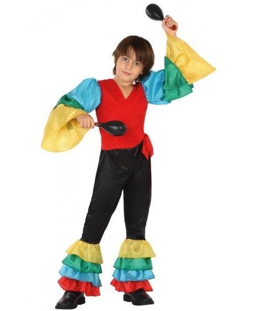 Disfraz de Rumbero Samba Chico