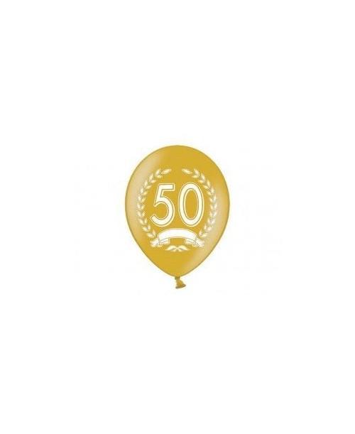 Globos 50 Aniversario