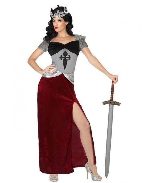 Disfraz de Mujer Medieval Adulto