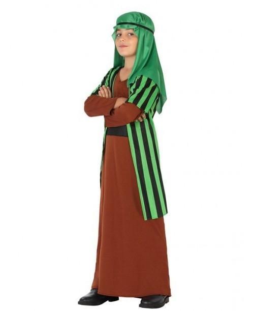 Disfraz de Peregrino Niño