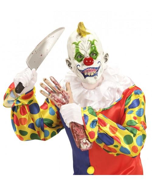 Máscara 3/4 Payaso Asesino