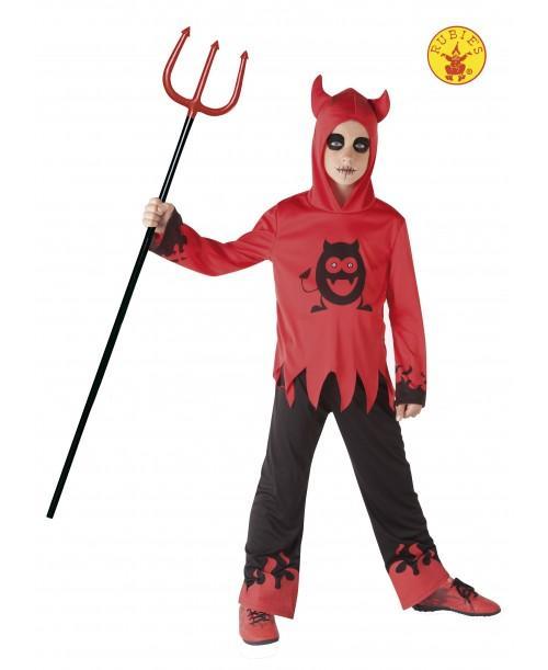 Disfraz de Diablillo para Niños