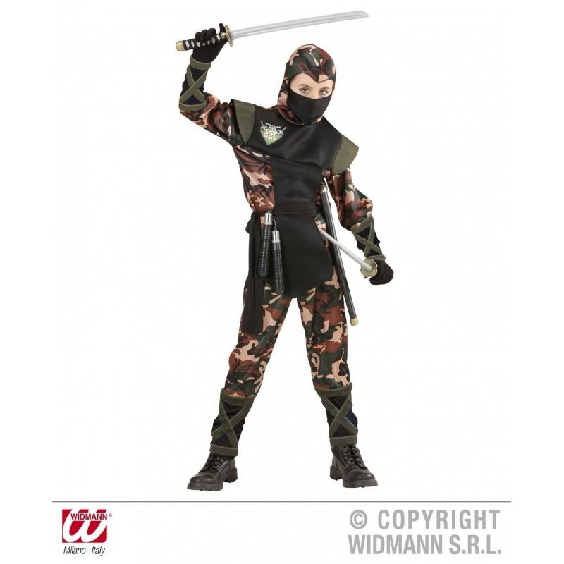 Disfraz de Soldado Ninja