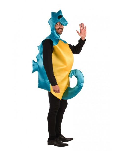 Disfraz caballito de mar