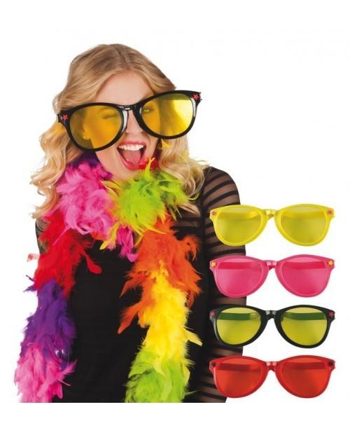 Gafas Gigantes 4 Colores Surtidos