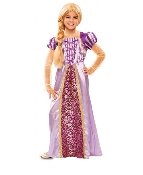Disfraz Princesa Lila