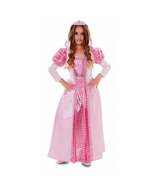 Disfraz Reina Rosa