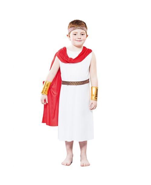 Disfraz de César Niños