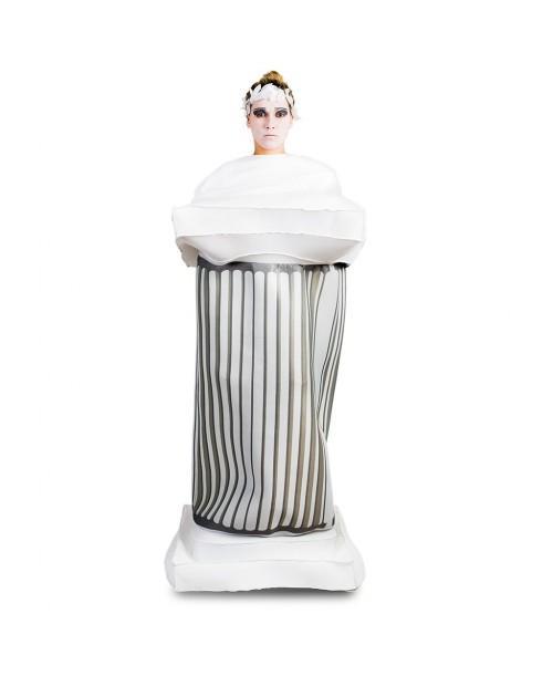 Disfraz de Columna Griega