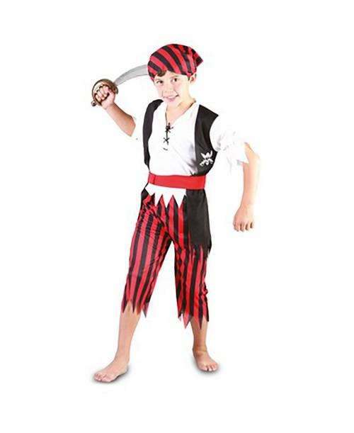 Disfraz de Gran Pirata Chico