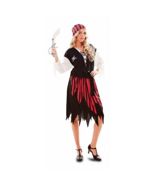 Disfraz de Pirata New Chica