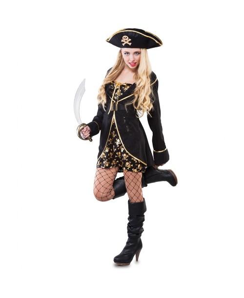 Disfraz de Pirata noche