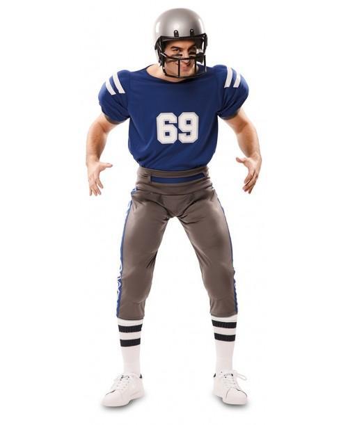 Disfraz de Jugador de fútbol americano