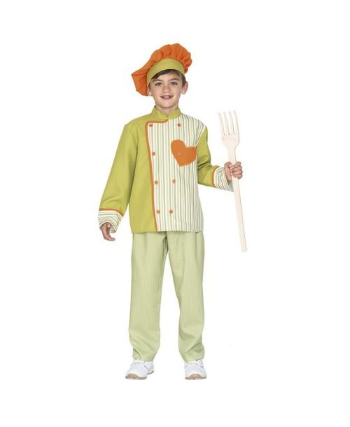 Disfraz de chef de cocina