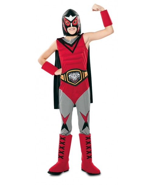 Disfraz de Campeón de lucha libre